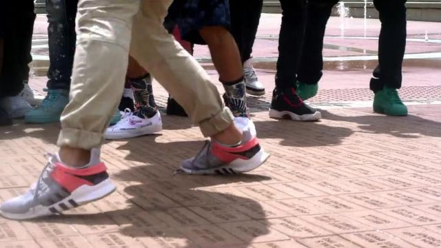 Sneakers Nike Air Jordan in the clip Rolex Ayo & Teo - Youtube Outfits and Products