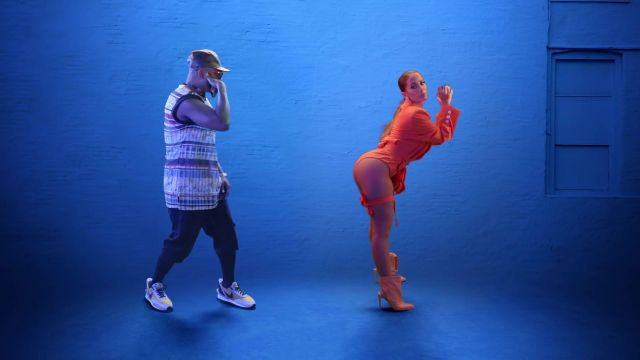 Sneakers Nike Daybreak Undercover Bright Lemon of Will.i.am in Black Eyed Peas & Anitta - eXplosion - Youtube Outfits and Products