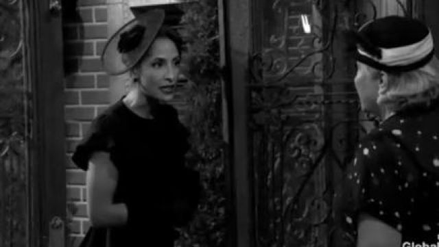 Stop Staring Willow Dress outfit worn by Christel Khalil as seen in The Young and the Restless June 19,2019 - TV Show Outfits and Products