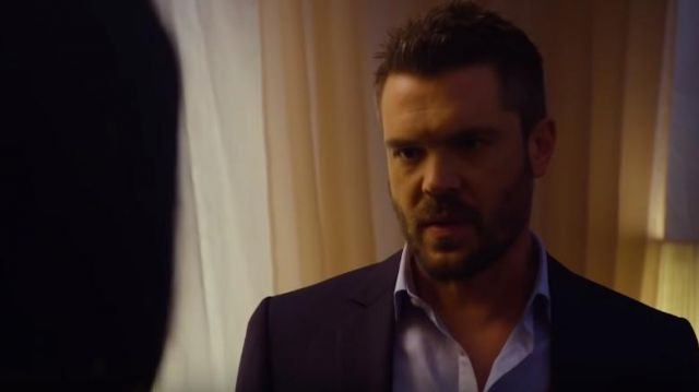 Suit jacket of Frank Delfino (Charlie Weber) seen in Murder Season 5 Episode 1 - TV Show Outfits and Products