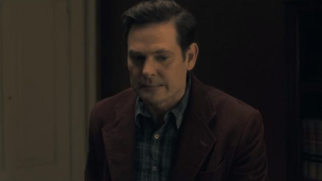 """Suit jacket of Young Hugh Crain (Henry Thomas) seen in """" The Haunting of Hill House Season 1 Episode 1 - TV Show Outfits and Products"""