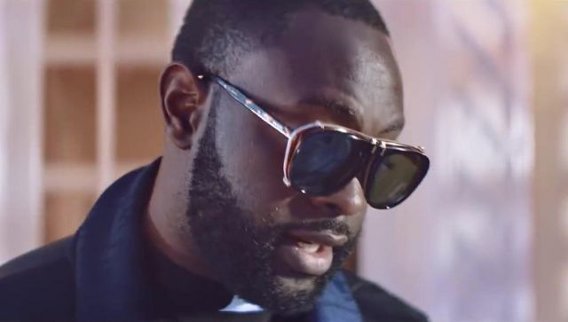 Sunglasses Gucci, in the clip the Man don t dance Big Shaq - Youtube Outfits and Products
