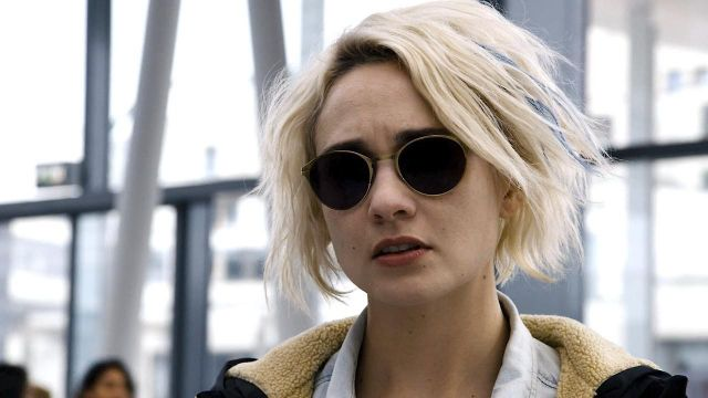 Sunglasses Gucci of Riley Blue (Tuppence Middleton) seen in season 2 of Sense 8 - TV Show Outfits and Products