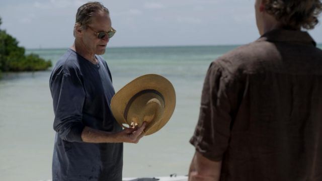Sunglasses Robert Rayburn (Sam Shepard) seen in Bloodline Season 1 Episode 2 - TV Show Outfits and Products