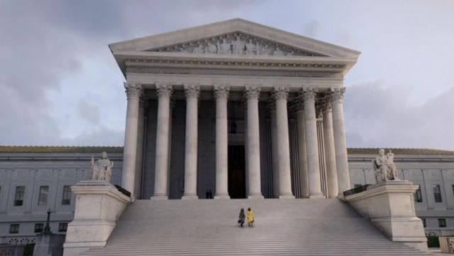 """Fashion Trends 2021: Supreme Court of the United States seen in """" Scandal Season 7E12"""