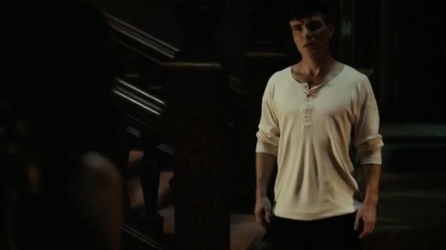 T-Shirt Thomas Shelby (Cillian Murphy) seen in Peaky Blinders (Season 3 Episode 4) - TV Show Outfits and Products