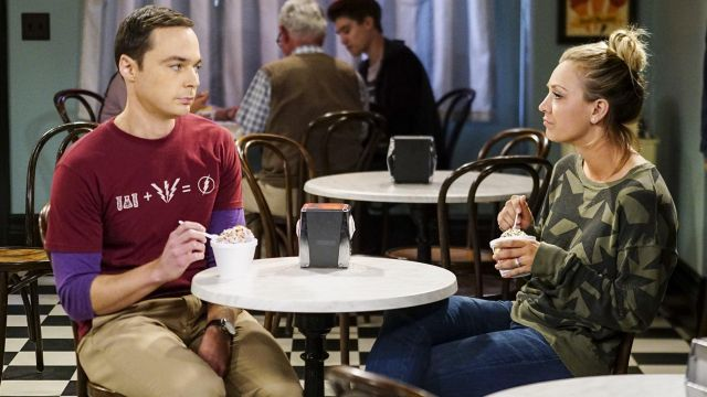 """Fashion Trends 2021: T-shirt """"Flash Formula """"Equation"""" of Sheldon Cooper (Jim Parsons) seen in The Big Bang Theory S10 Episode 5"""