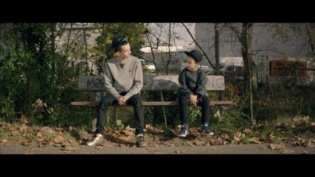 The Adidas in the clip today of Bigflo & Oli - Youtube Outfits and Products