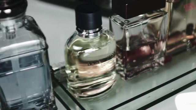 The Eau de Toilette Dolce & Gabbana The One for man in the clip Forever Brian McKnight - Youtube Outfits and Products