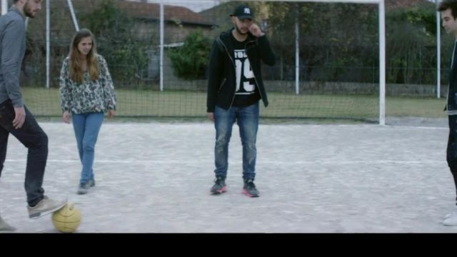 The Huarache in the video clip today of Bigflo & Oli - Youtube Outfits and Products