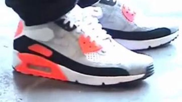 The Nike Air Max 90 Ultra 2.0 Flyknit in the video clip Nike Air Max Big H - Youtube Outfits and Products