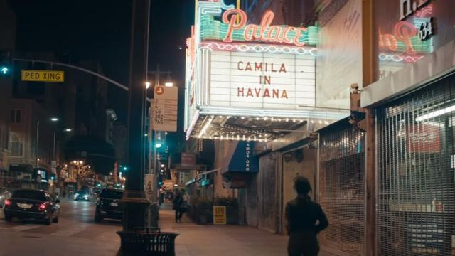 The Palace Theater in Los Angeles in the clip Havana of Camila Cabello - Youtube Outfits and Products