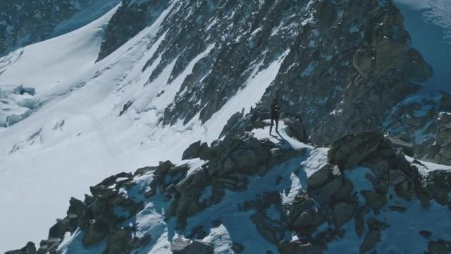 The Plan de l'aiguille in Chamonix valley, in the clip The real life of Bigflo & Oli - Youtube Outfits and Products