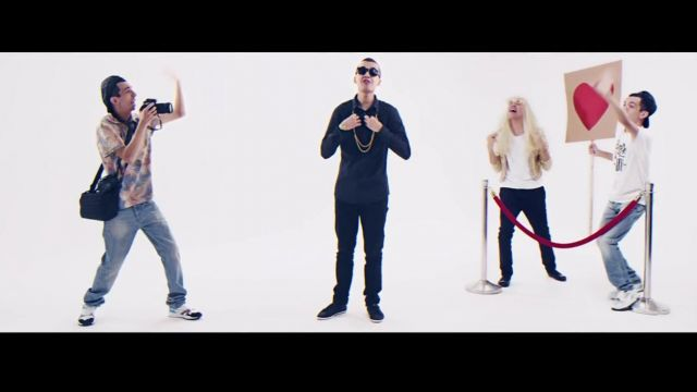 The Puma in the clip We also Bigflo & Oli - Youtube Outfits and Products