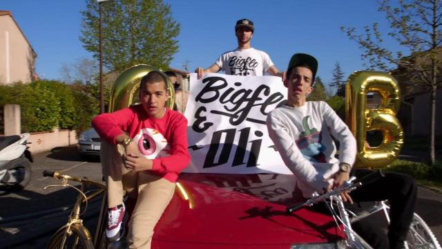 The air max in the clip, gangsta big flo & oli - Youtube Outfits and Products