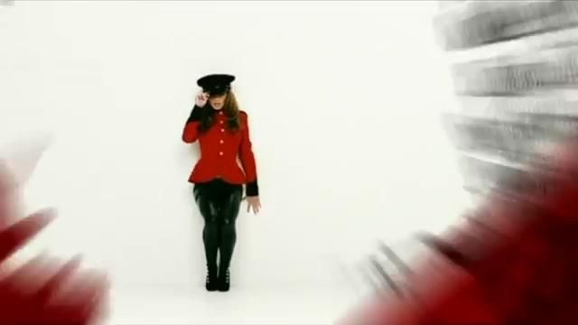 The boots of Cheryl Cole in clip Fight for this love - Youtube Outfits and Products