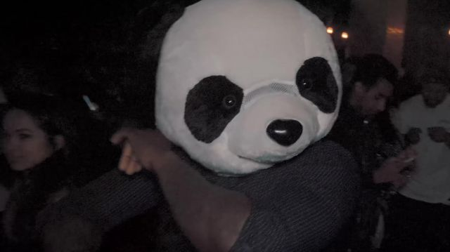 The head of panda in the clip Mans not hot Big Shaq - Youtube Outfits and Products