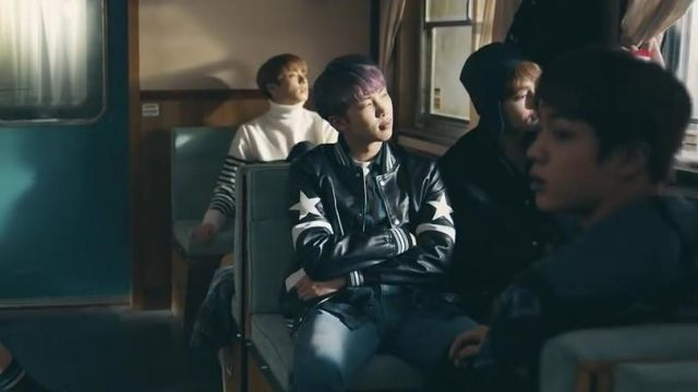 The hoody Saint Laurent in the clip Spring Day BTS - Youtube Outfits and Products