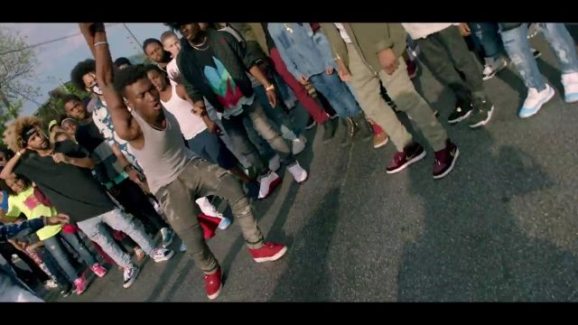 The nike air force one red in the clip Rolex Ayo & Teo - Youtube Outfits and Products