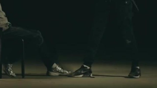 The nike air max in the clip From the hard drive to the gold Bigflo & Oli - Youtube Outfits and Products