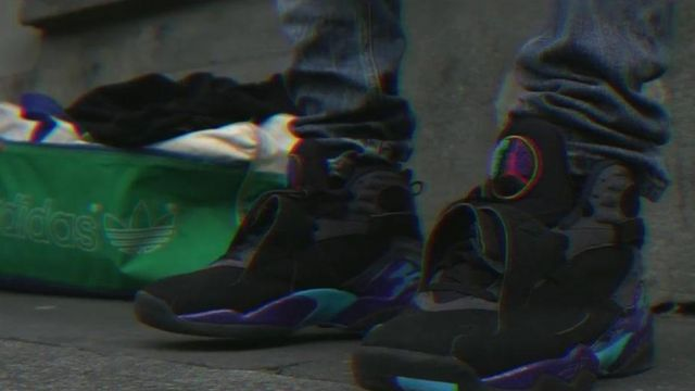 The pair of Nike Air Jordan range for Black D in her video clip Every Day - Youtube Outfits and Products