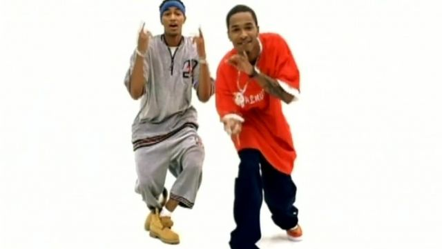 The pair of the Timberland in the clip Right Thurr by Chingy - Youtube Outfits and Products