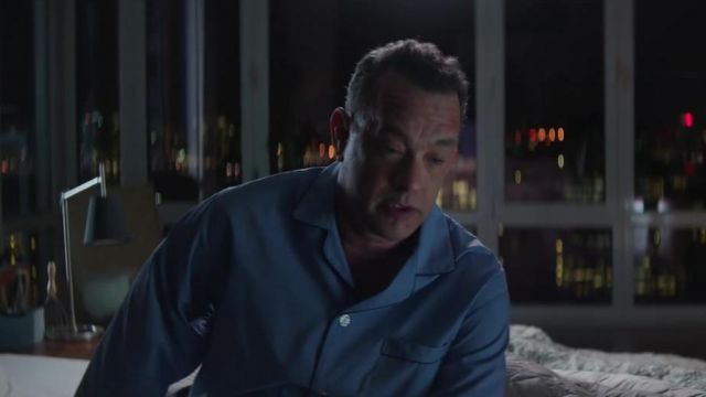The pajamas of Tom Hanks in the video for Carly Rae Jepsen I really like you - Youtube Outfits and Products