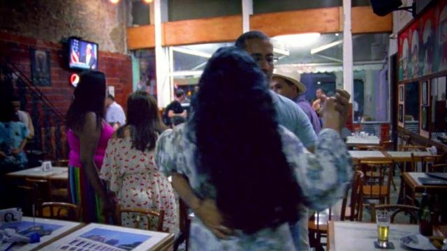 The restaurant Armazém São Thiago in the Clip of Beyoncé - Blue - Youtube Outfits and Products