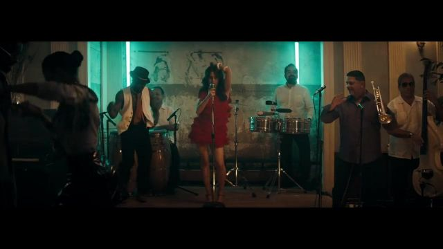 The shoes from Dolce & Gabbana's Camila Cabello in the clip, Havana - Youtube Outfits and Products