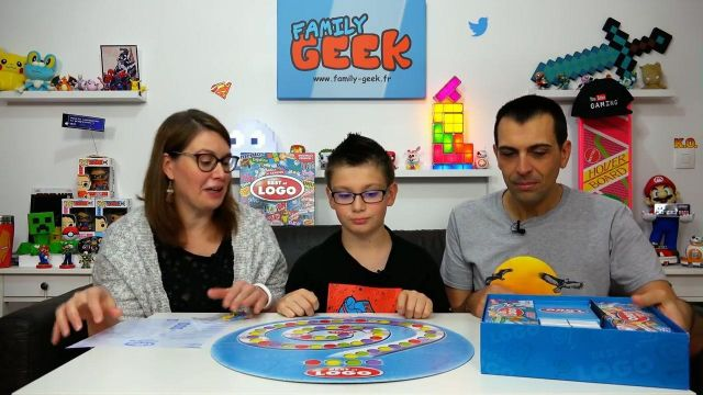 """Fashion Trends 2021: The society game of """"Best of"""" logo in the video Best Of Logo board Game fun family Family Geek"""