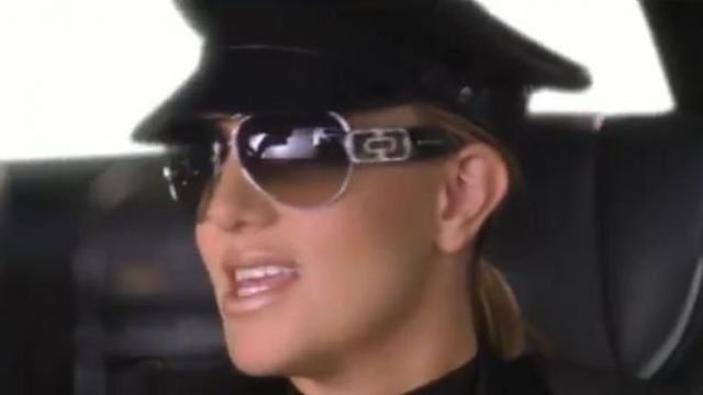 The sunglasses Britney Spears in the clip Womanizer - Youtube Outfits and Products