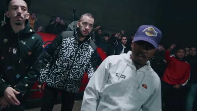 The sweatshirt hoody Soprano in the clip is that of the rap by Bigflo & Oli feat. Black M - Youtube Outfits and Products