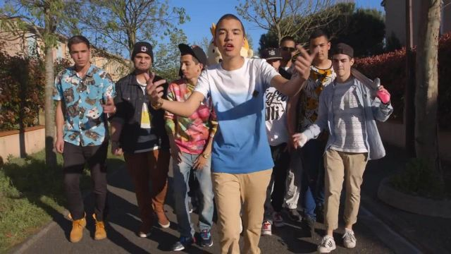 The timberland in the clip Gangsta de Bigflo & Oli - Youtube Outfits and Products