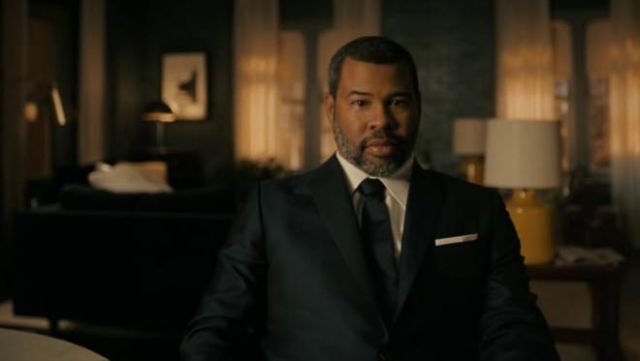 Tie outfit worn by Narrator (Jordan Peele) in The Twilight Zone (S01E01) - TV Show Outfits and Products