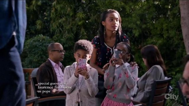 Tucker + Tate Alexa Jacquard Sweater outfit worn by Diane Johnson (Marsai Martin) in black-ish (S02E12) - TV Show Outfits and Products