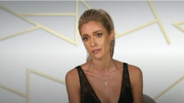 Fashion Trends 2021: Uncommon James To the Point outfit seen on Herself (2018) (Kristin Cavallari) in Very Cavallari (S02E05)