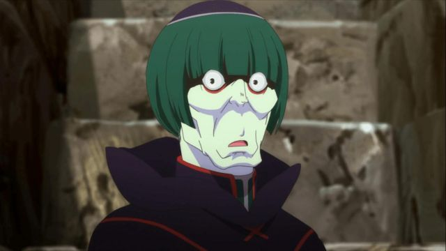 Fashion Trends 2021: Wig green of Betelgeuse in Re-Zero