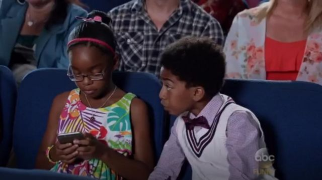 Youngland 24 month Ruffle Floral dress outfit worn by Diane Johnson (Marsai Martin) in black-ish (S02E05) - TV Show Outfits and Products