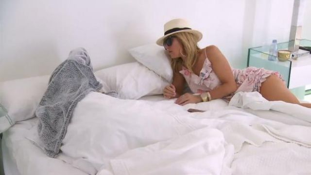 Yumi Kim Match Maker PJ Set outfit worn by Tinsley Mortimer in The Real Housewives of New York City (S11E15) - TV Show Outfits and Products