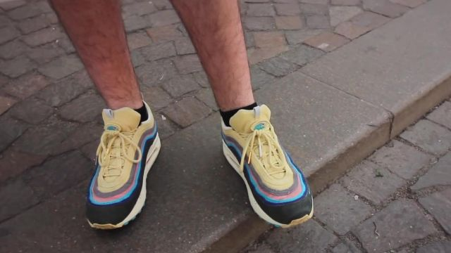 """in do you fake SHOES/SNEAKERS !? feat. Tonton Gibs """"BRIGADE ANTI-FAKE"""" micro sidewalk - Youtube Outfits and Products"""