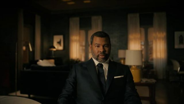 two-piece suit outfit worn by Narrator (Jordan Peele) in The Twilight Zone (S01E01) - TV Show Outfits and Products