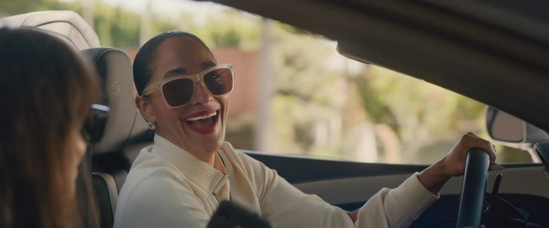 Oversized Sunglasses Worn by Tracee Ellis Ross in The High Note - Movie Outfits and Products