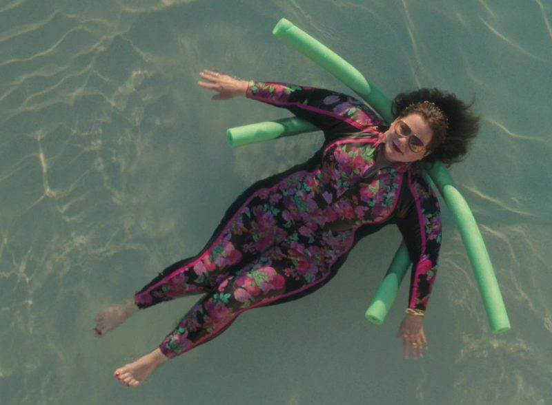 Fashion Trends 2021: Floral Swimming Wear of Melissa McCarthy as Frances Welty in Nine Perfect Strangers